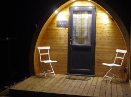 Strathyre Camping Pods, apartment in Strathyre