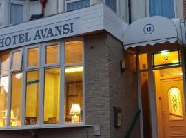 Hotel Avansi, hotel near Blackpool Pleasure Beach, Blackpool