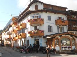 Albergo Vittoria, hôtel à Santo Stefano di Cadore