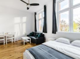 Smart Rental Management Stanislaw Worcell Apartments, budget hotel in Wrocław
