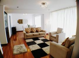 Beautiful Apartment Financial Zone-Fully Furnished, apartment in Lima