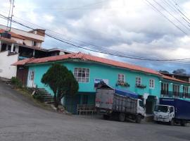 Hostal Mandango, Hotel in Vilcabamba