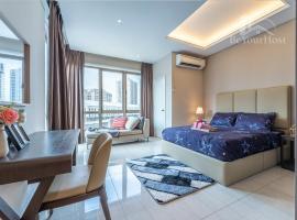Dorsett Residences Sri Hartamas, hotel near Istana Negara Malaysia Palace, Kuala Lumpur