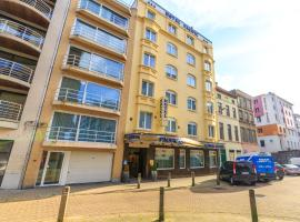 Hotel Pacific, hotel near Casino Kursaal, Ostend