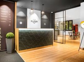 Glaner Hotel Cafe, hotel in Andorra la Vella