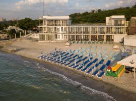 Дизайн Отель Скопели, отель в Одессе