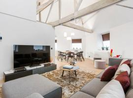 Design Loft near the city of Ghent, budgethotel in Gent