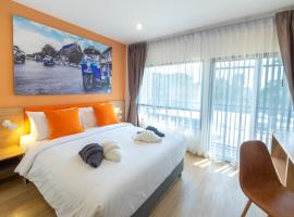 The Iconic Don Mueang by Andacura, hotel near Don Mueang International Airport - DMK,