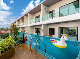 The Thames Pool Access Resort & Villa, hotel near Chalong Pier, Chalong