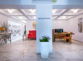 """Camelot Royal Beds """"by Checkin"""", pet-friendly hotel in Malia"""