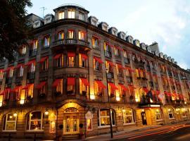 Hotel Du Parc - Mulhouse Centre, hôtel à Mulhouse