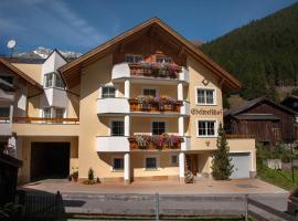 Edelweißhof, budget hotel in Ischgl