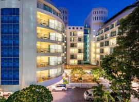 A-One New Wing Hotel: Pattaya'da bir otel