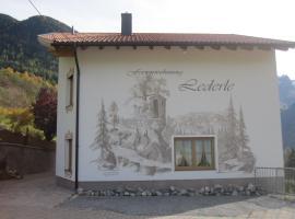 Ferienwohnung Lederle, hotel in Jerzens