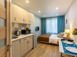 Kvart-Apart Silver River, self catering accommodation in Pushkino