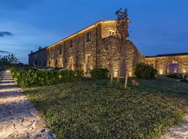 Capanna Suites, farm stay in Montalcino