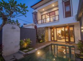 Samtana Villas, budget hotel in Ubud