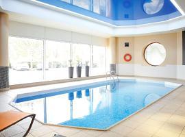 Novotel Sheffield Centre, hotel near Sheffield Institute for Translational Neuroscience, Sheffield
