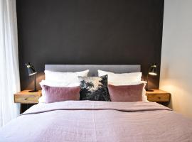 100 qm Luxus Industrial Apartment, accessible hotel in Leipzig