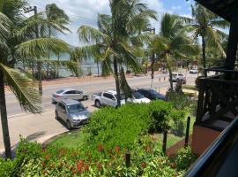Flat 1-208 Ilha Flat Hotel Ilhabela, hotel in Ilhabela