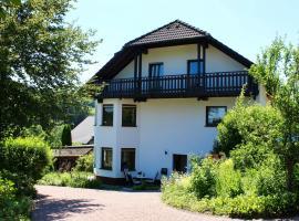 Ferienwohnung Sommerseite, golf hotel in Attendorn