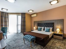 Plaza Hotel Plovdiv, hotel Plovdivban