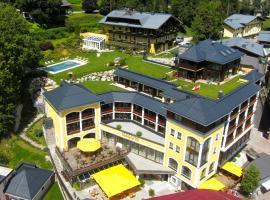 Hotel Saalbacher Hof, Hotel in Saalbach-Hinterglemm
