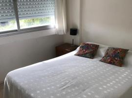 departamento 3 ambientes familiar, hotel cerca de Playa Chica, Mar del Plata