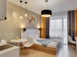 Reserva Apart Moskva, апартаменты/квартира в Санкт-Петербурге