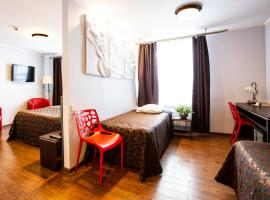 Primo Hotel with FREE parking, hotel in Riga