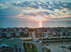 Outer Banks Beach Club, apartment in Kill Devil Hills
