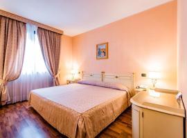 Hotel Lucrezia Borgia, отель в Ферраре