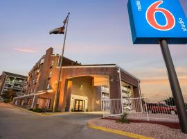 Motel 6-Colorado Springs, CO - Air Force Academy, hotel in Pikeview