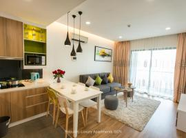 Republic Suites Ho Chi Minh City, serviced apartment in Ho Chi Minh City