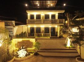 Prek Kampot Boutique, hotel in Kampot