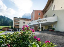 Hotel Asterbel, hotel near Lake Braies, Braies