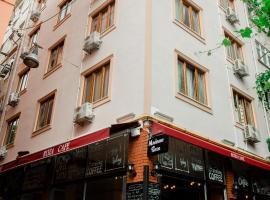 madame roza, отель в Стамбуле, рядом находится Улица Истикляль