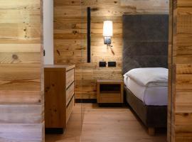 Hotel Crozzon, hotel in Madonna di Campiglio