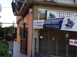 B&B LAMEZIA AIRPORT, hôtel  près de: Aéroport international de Lamezia Terme - SUF