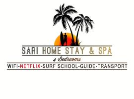 Sari Home Stay, apartment in Legian