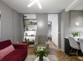 Olvios Luxury Suites, apartment in Thessaloniki