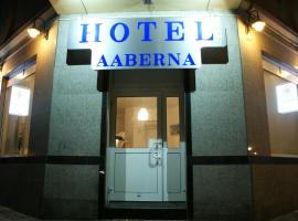 Hotel Garni Aaberna, hotel Berlinben