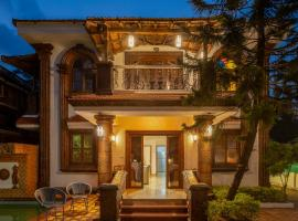 West Valley Villa ,North Goa, hotel with pools in Old Goa