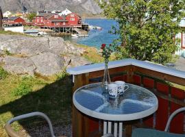 Holiday Home Lofoten, hôtel à Henningsvær