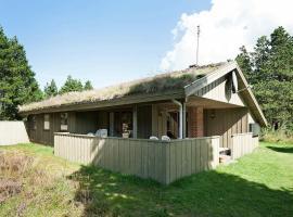 Holiday Home Ringvejen, villa in Bolilmark