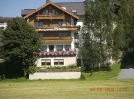 Hotel Garni Helvetia, hotel i Ischgl