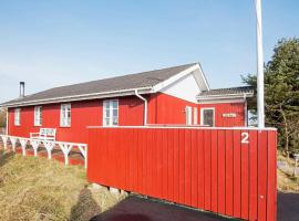 Holiday home Henne XI, overnatningssted i Henne Strand