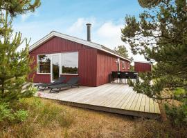 Three-Bedroom Holiday home in Rømø 35, villa in Bolilmark