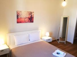 Comfortable Apartment Close to the Airport, apartment in Spáta