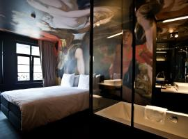 HotelO Kathedral, hotel in Antwerp